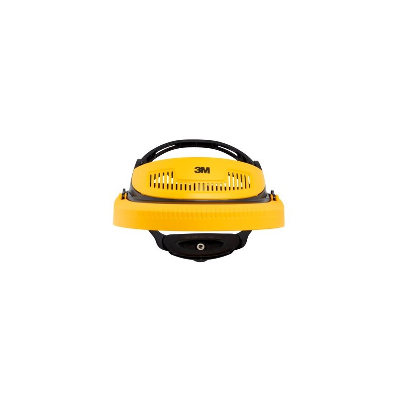 3m Peltor G500 Gu Headgear Yellow