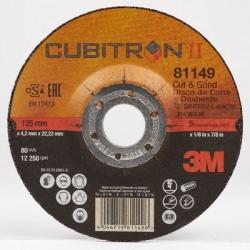 3M™ Cubitron™ II Δίσκος Κοπής & Λείανσης