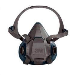 3M™ 6502 - Μάσκα Μισού Προσώπου Medium